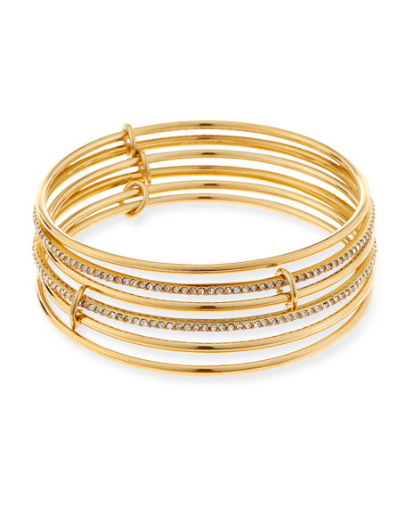 stackable bangle bracelet
