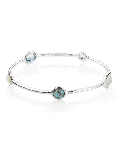 925 Rock Candy Five-Station Bracelet in Harmony