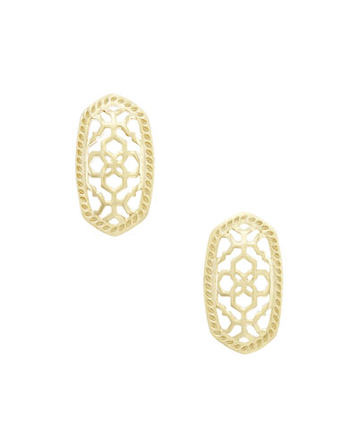 Bryant Openwork Stud Earrings