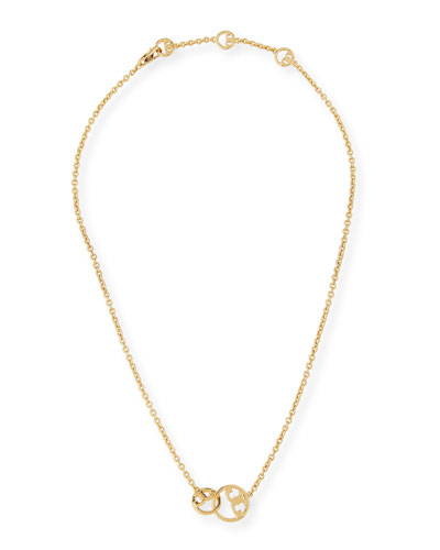 Thames Two-Link Necklace