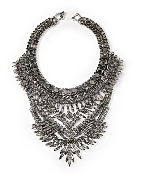 Dylanlex Riley Crystal Statement Necklace