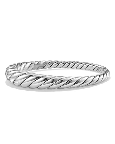 9.5mm Pure Form Tapered Bracelet