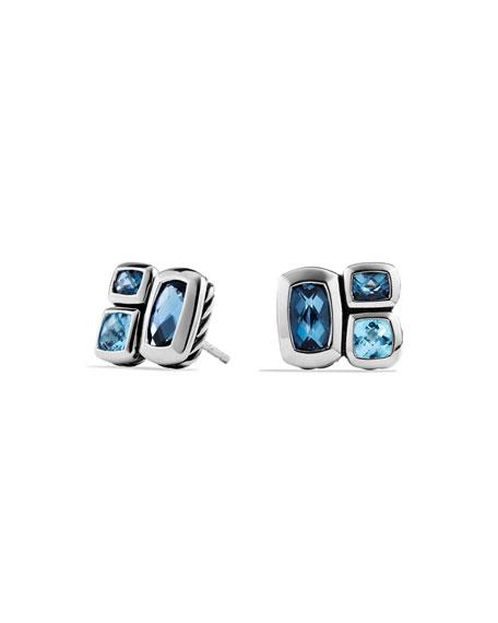 David Yurman Confetti Topaz Stud Earrings