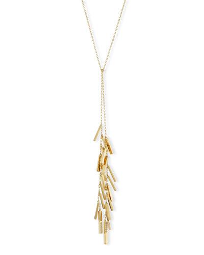 Wright Fringe Lariat Necklace
