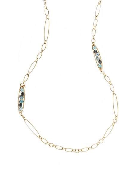 Ippolita 18K Rock Candy® Station Necklace, 36