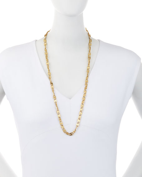 Gemini Link Chain Necklace
