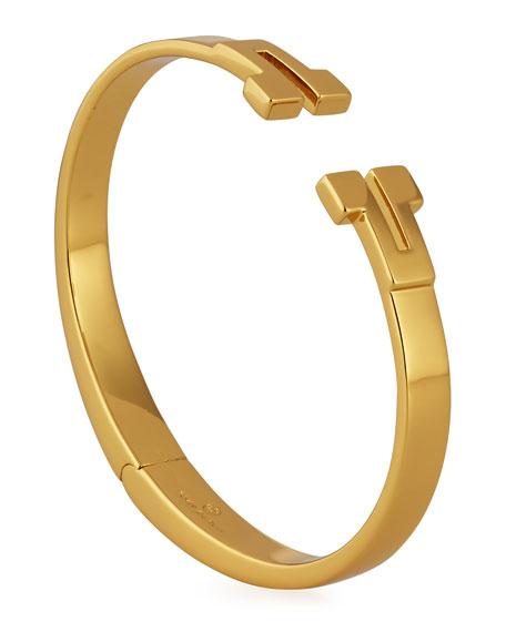 Tunic T Slim Hinge Cuff Bracelet