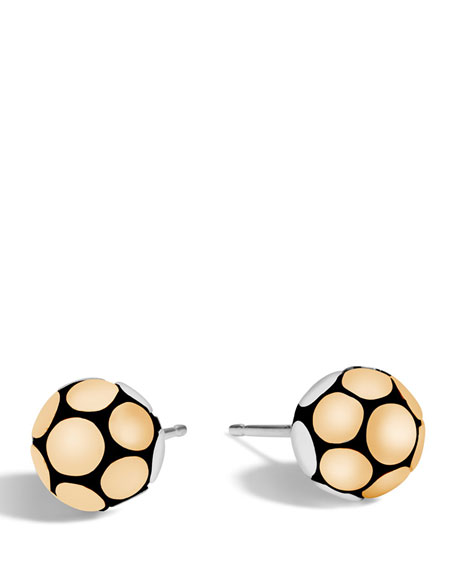 Dot Medium Ball Earrings