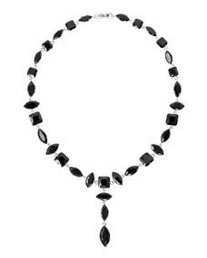 Fallon Marquis Crystal Y-Drop Necklace 8ar4Dy35