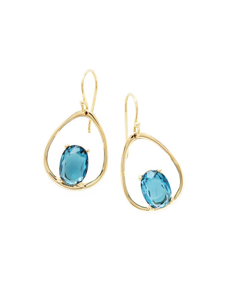 Ippolita 18K Rock Candy Wire Earrings in London