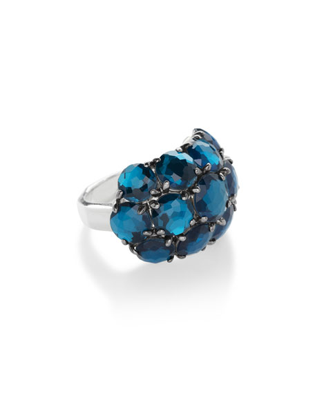 Ippolita 925 Rock Candy Wonderland Cluster Dome Ring