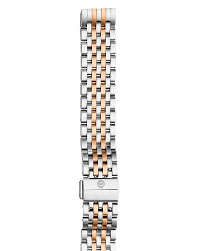 16mm Deco II Two-Tone Bracelet Strap