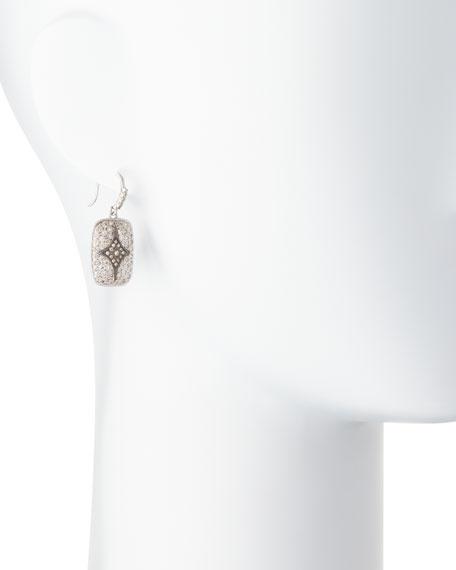 New World Crivelli Drop Earrings with Diamonds