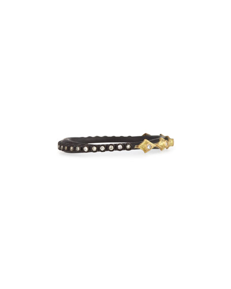 Old World Multi-Crivelli Stacking Ring