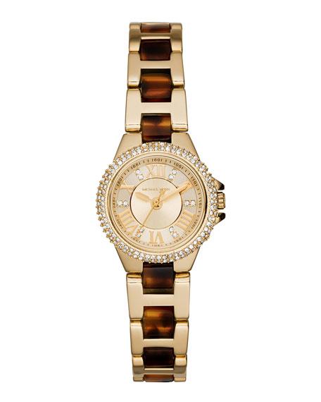 26mm Petite Camille Glitz Watch, Rose