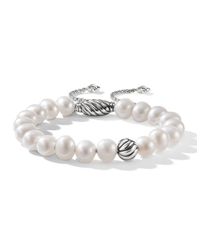 Spiritual Beads Bracelet with Pearls