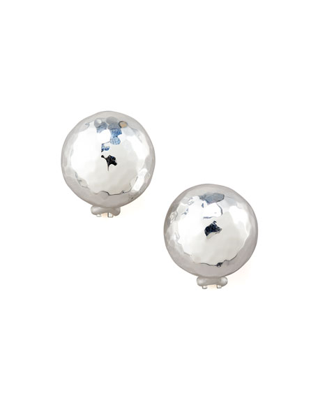 Ippolita Sterling Silver Pinball Post Earrings