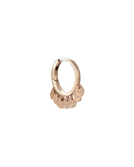 Kismet by Milka Seed Dangling Circle Hoop Earring