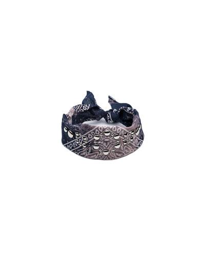 Zuma Bandana Choker Necklace
