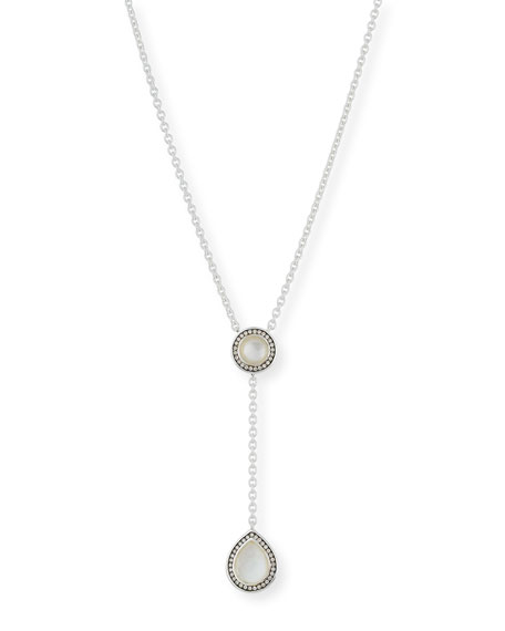 Ippolita 925 Lollipop Pear-Shaped Y-Drop Necklace in