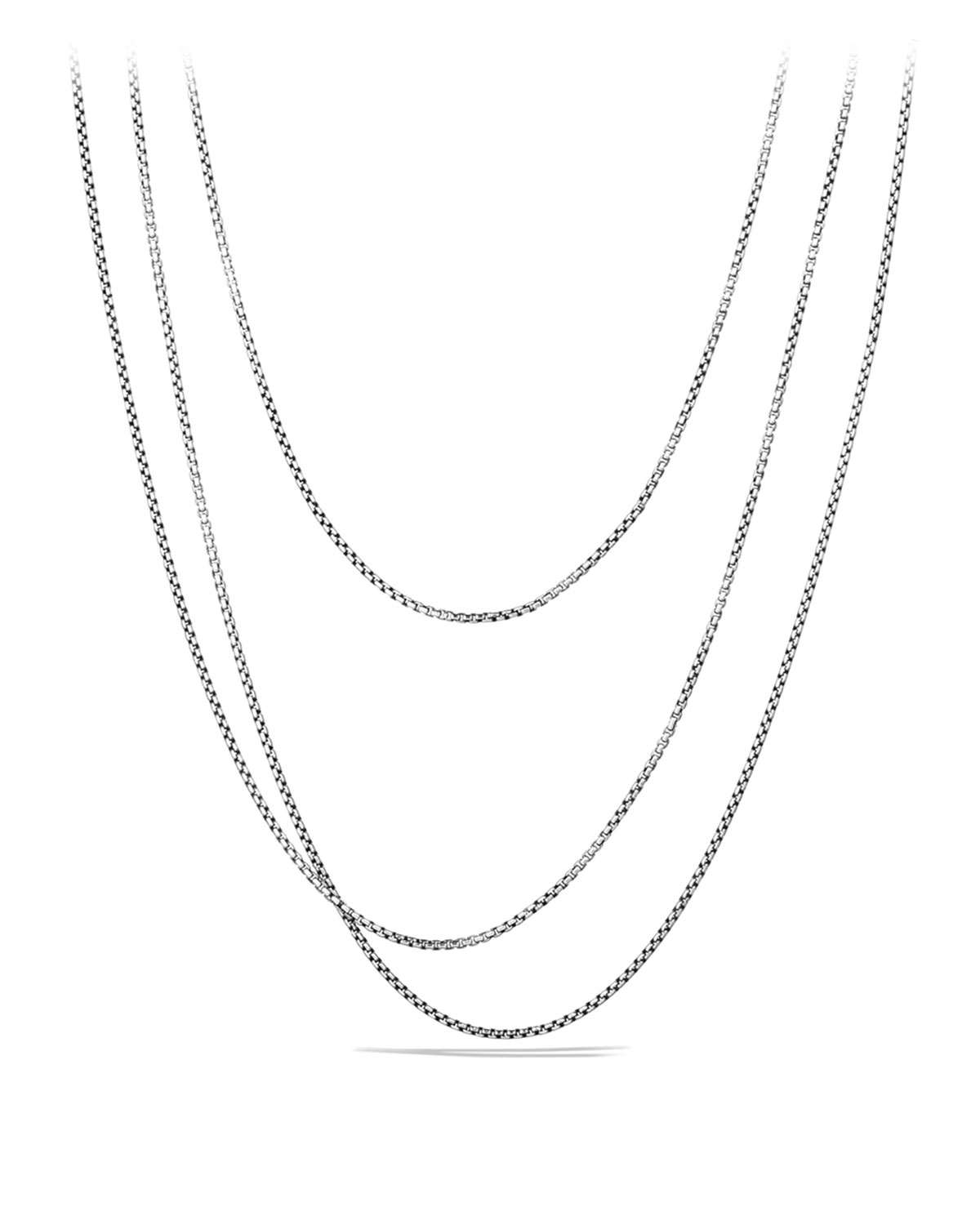 9bba2f1b72196 David Yurman Small Box Chain