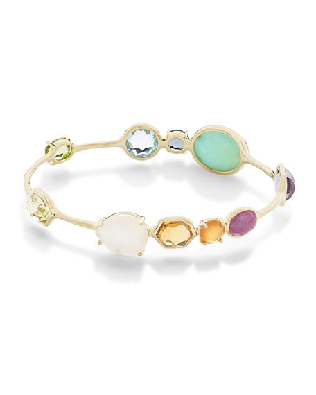 Ippolita 18K Rock Candy?? Gelato Station Bangle in