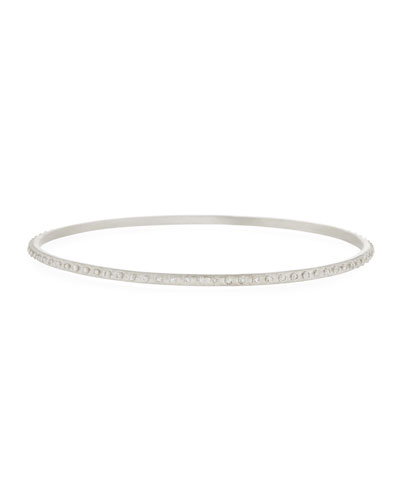 New World Eternity Diamond Bangle Bracelet