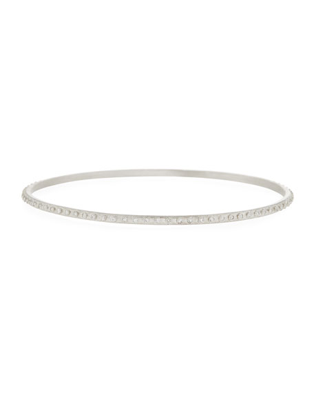 Armenta New World Eternity Diamond Bangle Bracelet