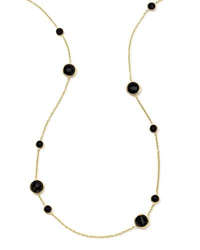 18K Rock Candy Lollipop Necklace, 37