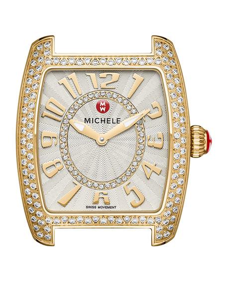 MICHELE 16mm Urban Mini Diamond Watch Head