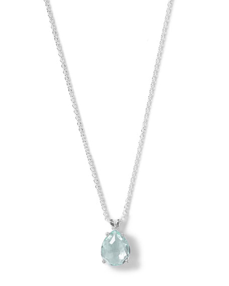 Ippolita Wonderland Pear Shape Pendant Necklace