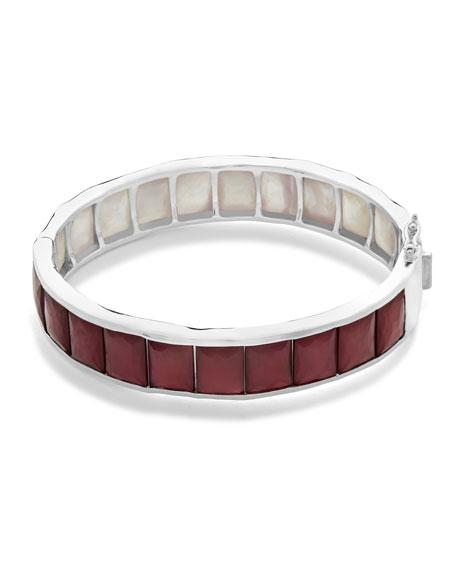 Ippolita 925 Rock Candy Wonderland Channel-Set Hinge Bracelet