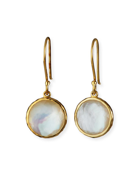 Ippolita Lollipop® Mini Earrings in 18K Gold with