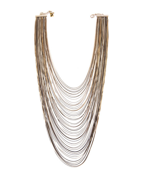 Rosantica Cattiva Degrad?? Chain Necklace