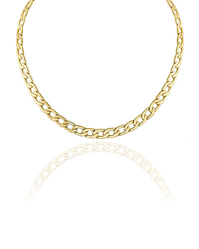 Mini Milos Chain Link Necklace