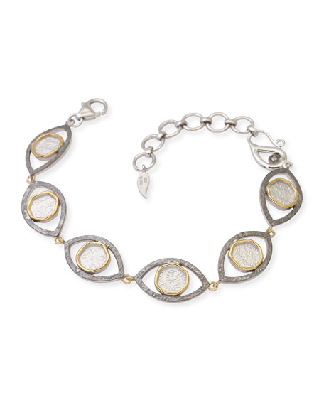 Serenity Multi-Disc Station Bracelet