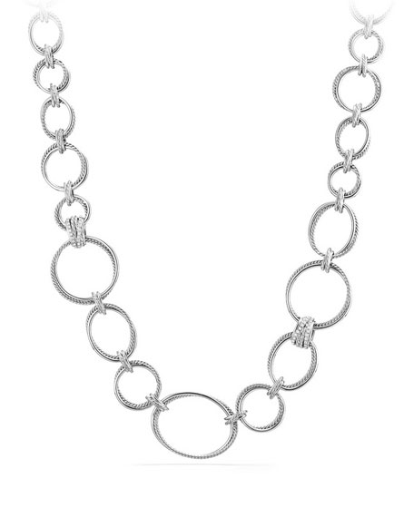 David Yurman Crossover Convertible Necklace/Bracelet