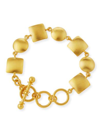 Geo Link Bracelet