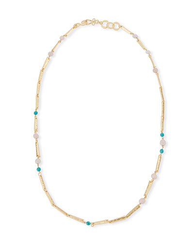 Breeze Beaded Necklace