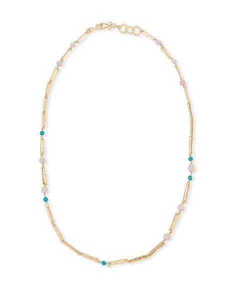Breeze Beaded Necklace