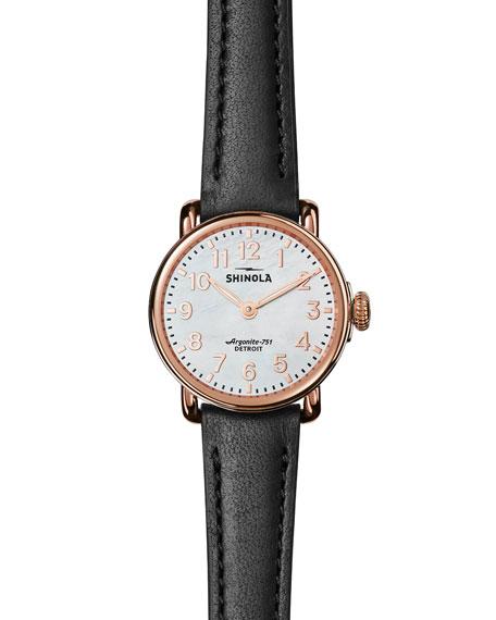 The Runwell 28mm Bracelet Watch