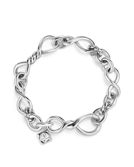 13mm Continuance Sterling Silver Bracelet