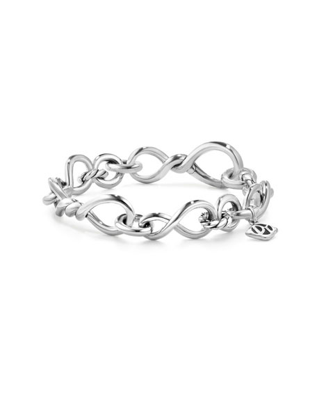 David Yurman 13mm Continuance Sterling Silver Bracelet