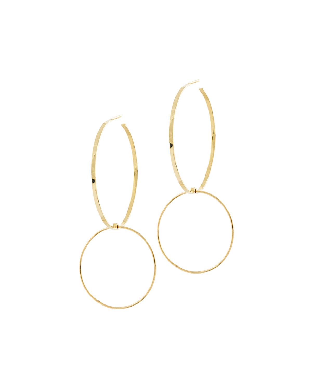 Gorjana Wilshire Concentric Hoop Earrings YQeOlq