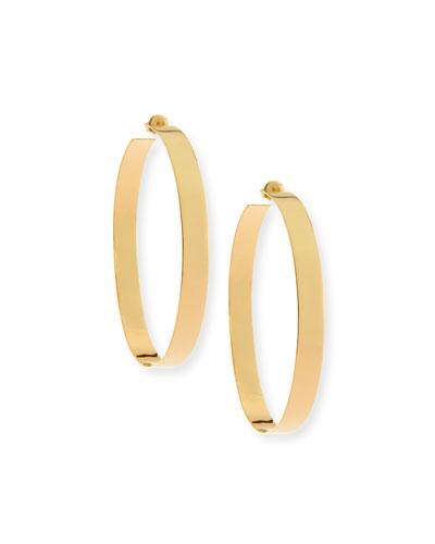 Large Vanity 60mm Hoop Earrings