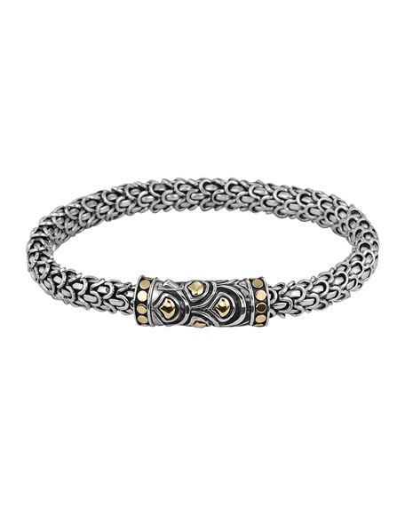 John Hardy Naga Chain Bracelet, Medium