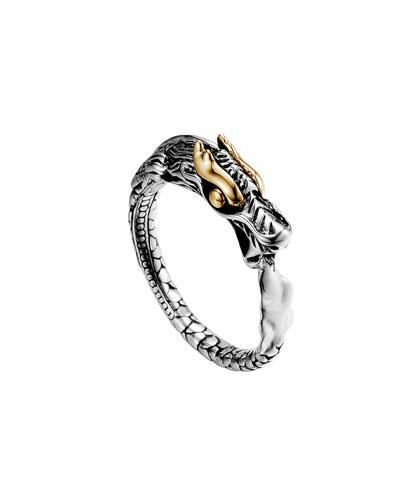 Slim Dragon Ring