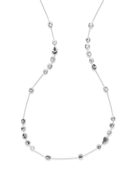 Onda Station Necklace, 37""