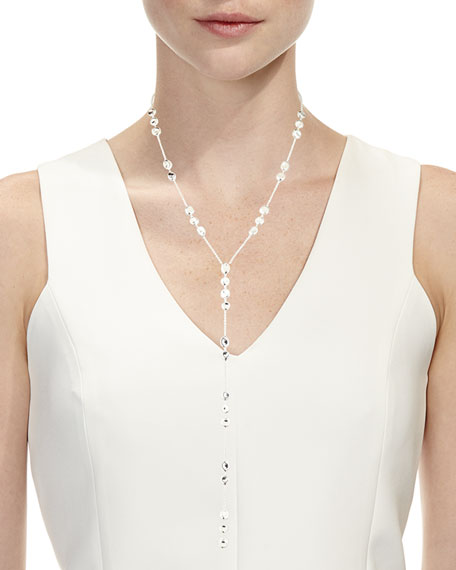 Onda Y-Drop Necklace
