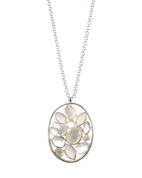 Ippolita Rock Candy® Sterling Silver Cluster Pendant